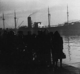 November 1942: The German ship Donau takes 530 Norwegian Jews to concentration camps.