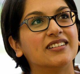 Science journalist Angela Saini published a book about the intersection between race and science